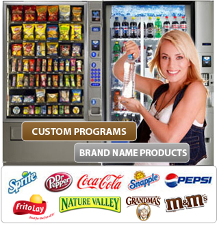 Vending Machines Vending Service Colorado
